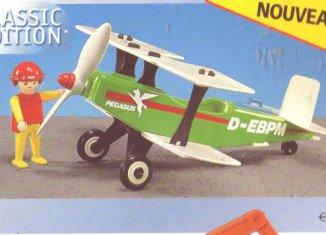 Playmobil - 7726 - Biplane Pegasus
