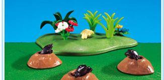 Playmobil - 7750 - 3 Moles