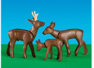 Playmobil - 7887 - Deer family