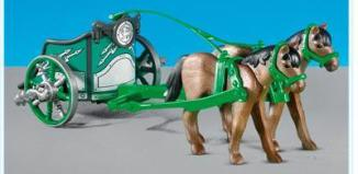 Playmobil - 7926 - Roman Chariot
