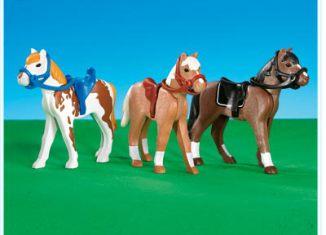 Playmobil - 7943 - 3 Horses