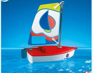 Playmobil - 7963 - Child-size Sailboat