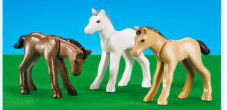 Playmobil - 7996 - 3 Foals