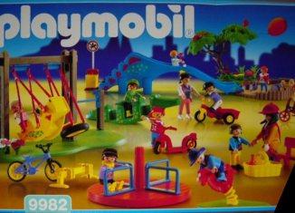 Playmobil - 9982-esp - Playground