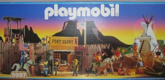 Playmobil - 9997-esp - Fort Glory Combination Set