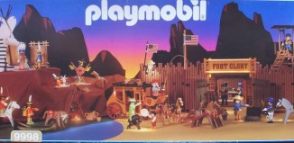 Playmobil - 9998-esp - Western Super Combination Set