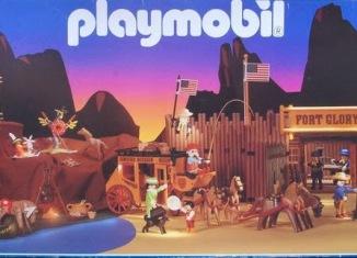 Playmobil - 9998-esp - Western Super Combination Set