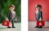 Playmobil - 30799642-ger - Banker with bag. Sparkasse