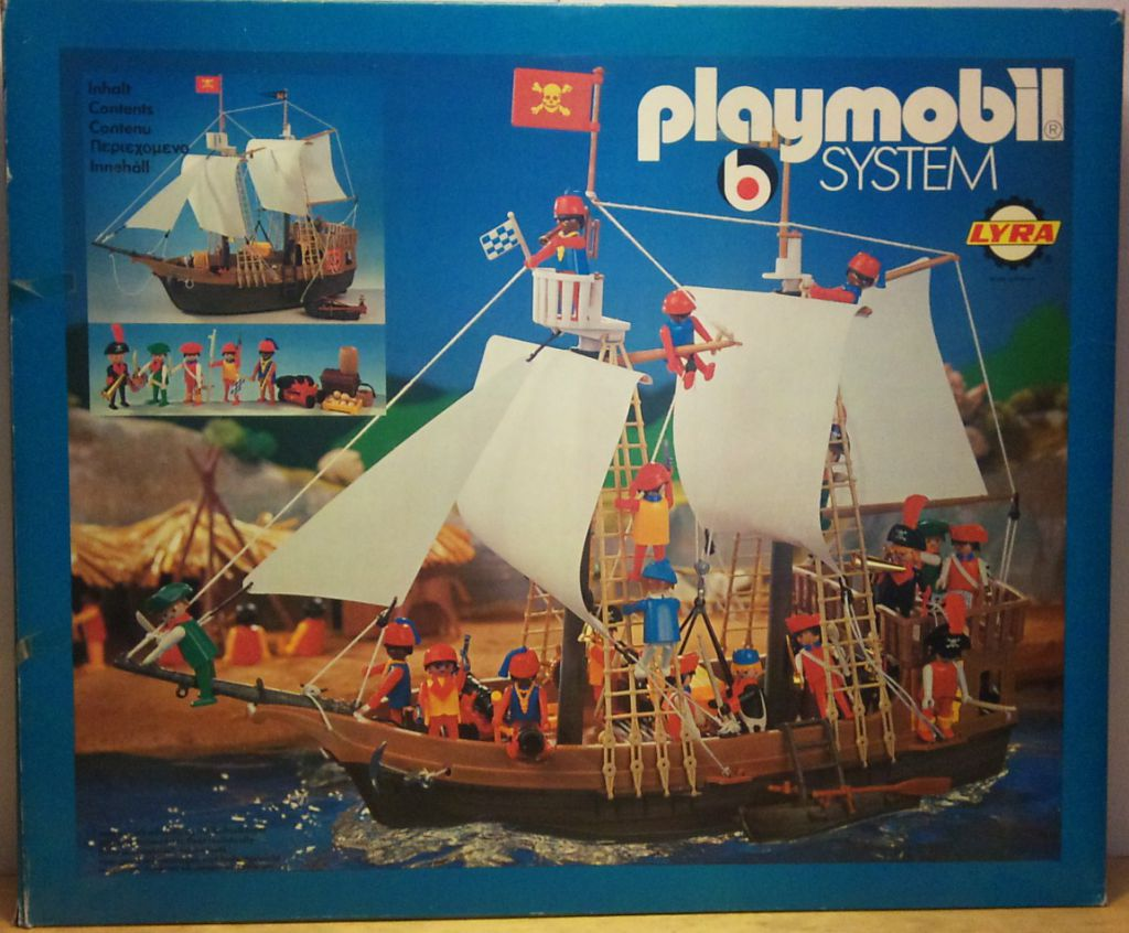 playmobil set 3550 lyr pirate ship klickypedia. Black Bedroom Furniture Sets. Home Design Ideas