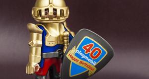 Playmobil - 30791933-ger - Golden knight