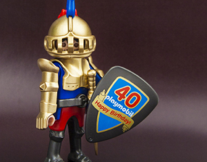 Playmobil - 30791933-ger - Golden knight
