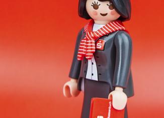 """Playmobil - 30791543-ger - Banker """"Sparkasse"""