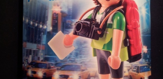 Playmobil - 30791503 - TIM AROUND THE WORLD