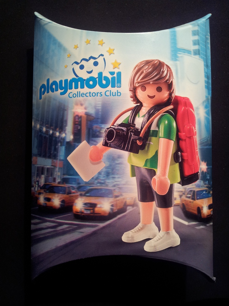 Playmobil 30791503 - TIM AROUND THE WORLD - Box