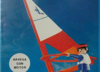 Playmobil - 3584-ant - windsurfer
