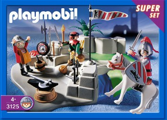Playmobil - 3125s2 - Superset Knights