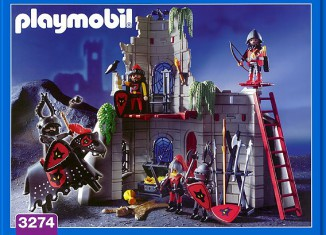 Playmobil - 3274 - Wolf Clan Knights