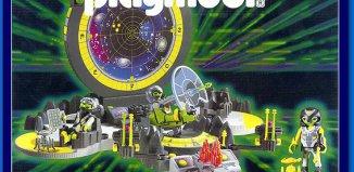 Playmobil - 3280s2 - Alien Control Center