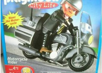Playmobil - 3343s2 - Motorcycle Rider