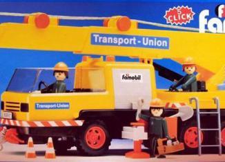 Playmobil - 3527-fam - Mobile Crane
