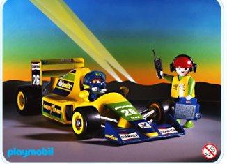 Playmobil - 3603v1 - Formula 1 Racing Car