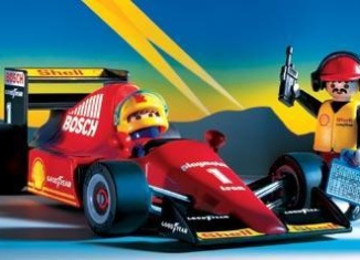 Playmobil - 3603v2 - Formula 1 Racing Car