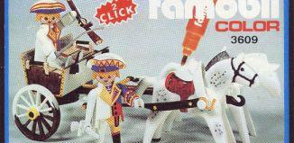 Playmobil - 3609-fam - Soldados Imperiales Con Carro