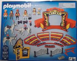 Playmobil 5057 - Circus - Back
