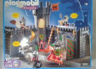 Playmobil - 5725-usa - Knight's Castle