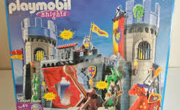 Playmobil - 5738-usa - Catapult Castle