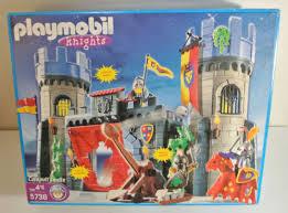 Playmobil - 5738-usa - Catapult Castle