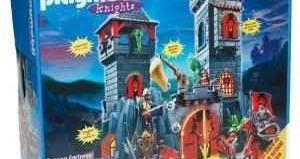 Playmobil - 5757-usa - Dragon Fortress