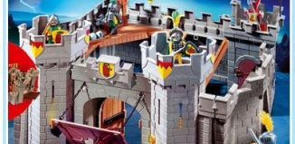Playmobil - 5783-usa - Eagle Castle