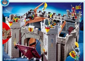 Playmobil - 5783-usa - Adlerritterburg