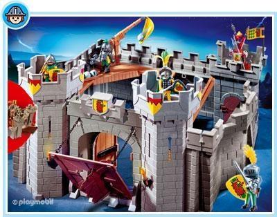 playmobil set 5783 usa eagle castle klickypedia. Black Bedroom Furniture Sets. Home Design Ideas