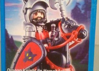 Playmobil - 5785-usa - Dragon Knight On Horseback