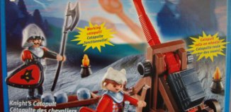 Playmobil - 5787-usa - Knights' Catapult