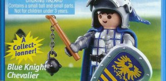 Playmobil - 5792-usa - Blue Knight
