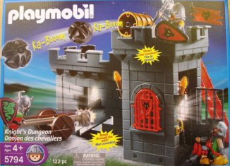 Playmobil - 5794-usa - Knight's Dungeon