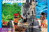 Playmobil - 5808-usa - skull hideout
