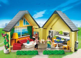 Playmobil - 5951-usa - Doll House