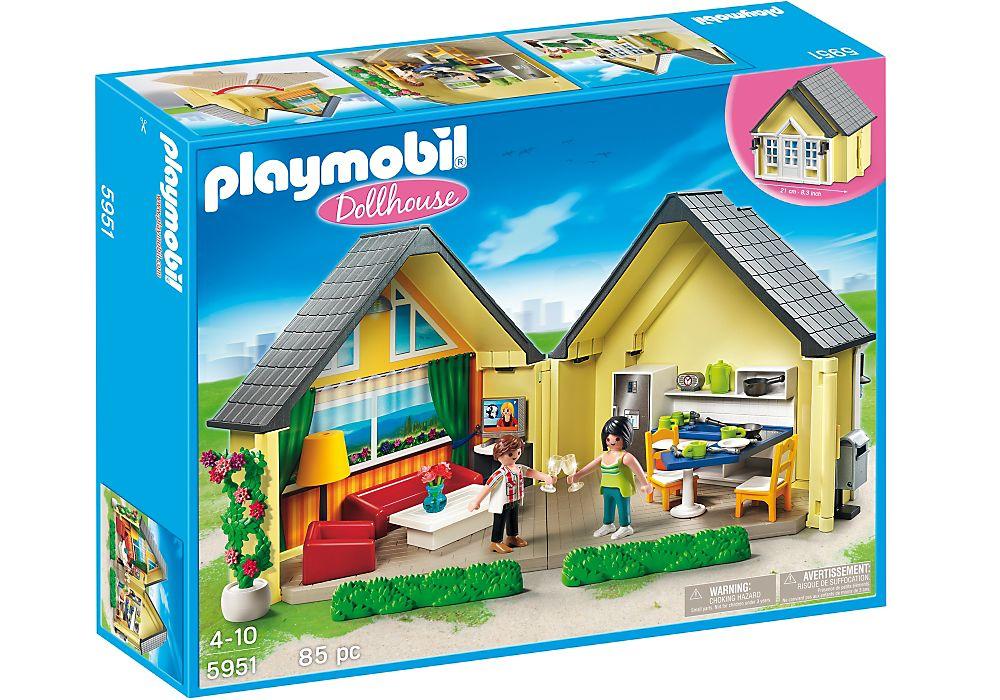 Playmobil 5951-usa - Doll House - Box
