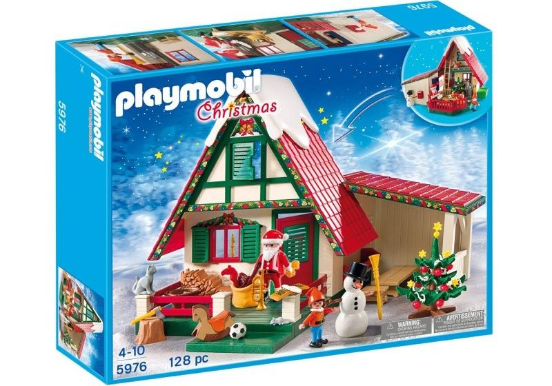 Playmobil 5976 - Santa's Home - Box
