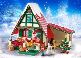 Playmobil - 5976 - Santa's Home