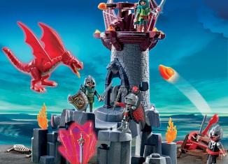 Playmobil - 5984-usa - Dragon Knight Action Set