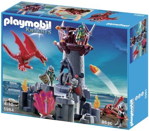 Playmobil 5984-usa - Dragon Knight Action Set - Caja