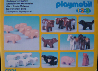 Playmobil - 6231 - Assorted Animals