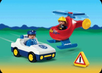 Playmobil - 6623 - Rescue Set