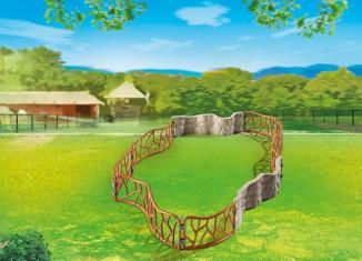Playmobil - 6656 - Zoo fences
