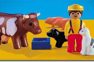 Playmobil - 7159 - Preschool Animals